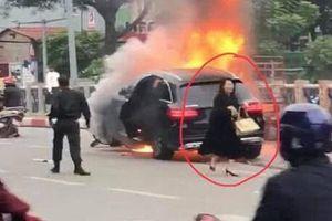 Tạm giữ hình sự nữ tài xế xe Mercedes gây tai nạn nghiêm trọng