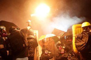 Quốc hội Mỹ thông qua đạo luật ủng hộ người biểu tình Hong Kong, Bắc Kinh phẫn nộ
