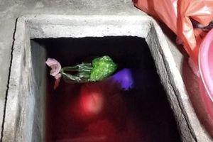Mâu thuẫn vợ chồng, con rể sát hại mẹ vợ rồi giấu vào bể nước