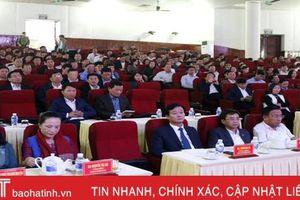 Hà Tĩnh triển khai nhiều nghị quyết quan trọng xây dựng kinh tế - xã hội, đảm bảo quốc phòng - an ninh
