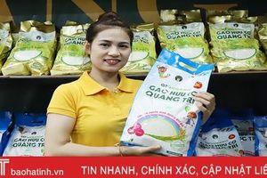 Gạo hữu cơ QTOrganic chính thức phân phối độc quyền tại TP. Hà Tĩnh