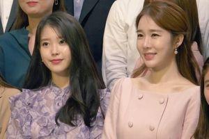 'Em gái quốc dân' IU tiết lộ tình bạn thân thiết hiếm có với Yoo In Na