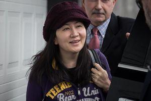 Huawei đề nghị Canada hoãn thủ tục dẫn độ bà Mạnh Vãn Châu