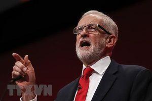 Bầu cử Anh: Lãnh đạo Công đảng công bố cương lĩnh tranh cử