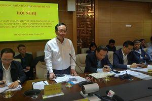 Nhiều bất cập trong quy hoạch vùng nông thôn Hà Nội