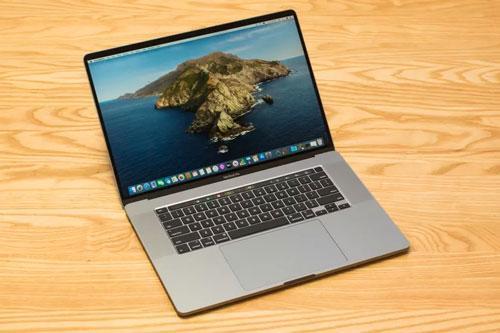 Trên tay Macbook Pro 16 inch, giá gần 56 triệu đồng