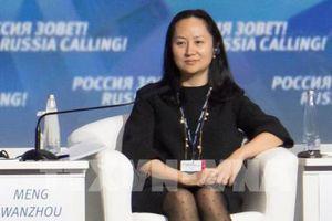 Huawei đề nghị Canada hoãn thủ tục dẫn độ CFO Mạnh Vãn Châu