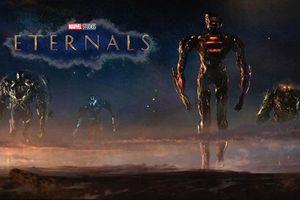5 điều đã được Marvel xác nhận về bom tấn The Eternals