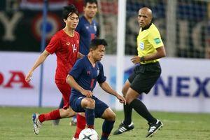 Trợ lý HLV Park tố trọng tài Oman phá hỏng trận Việt Nam hòa Thái Lan