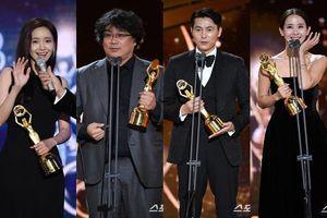 Kết quả 'Rồng Xanh 2019': 'Ký sinh trùng' thắng lớn - Lee Kwang Soo, Park Hyung Sik và Im Yoona đều có cúp