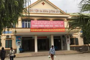 Thông tin mới nhất về vụ sản phụ nguy kịch, thai nhi tử vong ở Nghệ An
