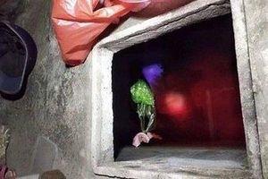 Thái Bình: Do mâu thuẫn gia đình, con rể giết mẹ vợ vứt xác vào bể nước phi tang