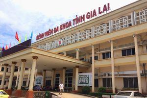 Cảnh cáo cán bộ vụ sai phạm tại Bệnh viện Đa khoa tỉnh Gia Lai