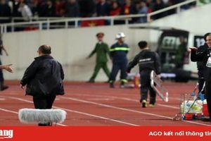 Trợ lý HLV Thái Lan xúc phạm thầy Park, VFF chính thức kiến nghị lên AFC