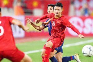 HLV Park và đội tuyển Việt Nam bất bại trên sân nhà