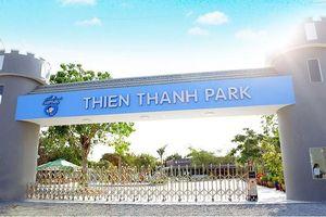 TP HCM tháo dỡ Khu ẩm thực câu cá Tháp Ngà và Khu giải trí Vườn Thiên Thanh
