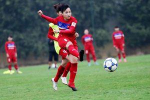 Bóng đá nữ Việt Nam chốt đội hình, quyết bảo vệ ngôi hậu ở SEA Games 30