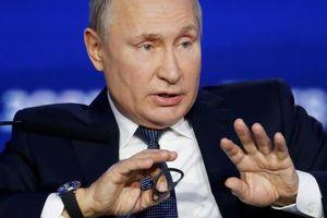 Tổng thống Putin: Nga có nhiều lợi ích chung với Mỹ