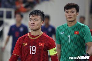 Quang Hải làm đội trưởng U22 Việt Nam dự SEA Games