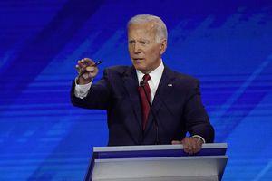 Joe Biden nói nếu ông đắc cử Tổng thống, ông Trump có thể bị truy tố