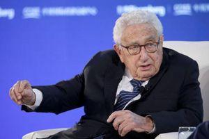 Cựu Ngoại trưởng Kissinger: Mỹ và Trung Quốc đang ở 'chân cuộc chiến tranh lạnh'