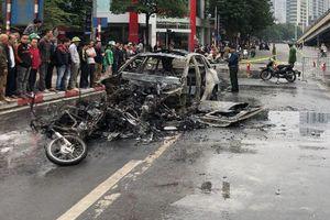 Thông tin về cô gái bị ô tô Mercedes đâm tử vong trên đường Lê Văn Lương