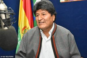 Cựu Tổng thống Bolivia: Sự cố trực thăng là âm mưu ám sát