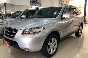 Hyundai Santa Fe 10 năm tuổi thanh lý giá 348 triệu đồng