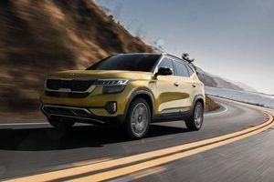 SUV Kia Seltos có mặt tại Mỹ, đủ công nghệ hỗ trợ lái