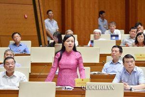 Hôm nay (22/11), Quốc hội bỏ phiếu phê chuẩn miễn nhiệm Bộ trưởng Bộ Y tế Nguyễn Thị Kim Tiến