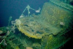Phát hiện xác tàu ngầm của Hải quân Mỹ sau 75 năm mất tích