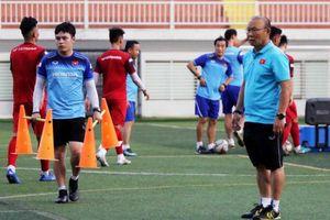 Quang Hải là thủ quân, thầy Park quyết 'săn' vàng tại SEA Games