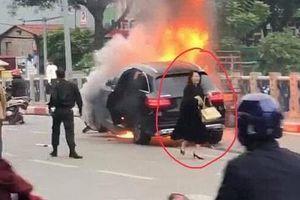 Hà Nội: Tạm giữ hình sự nữ tài xế Mercedes gây tai nạn trên đường Lê Văn Lương