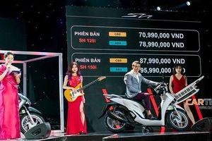 Honda Việt Nam 'lỗi hẹn' ra mắt phiên bản hoàn toàn mới SH 150i vào ngày 24/11