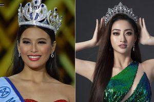 Con gái của Hoa hậu Quốc tế 1979 là đối thủ của Lương Thùy Linh ở Miss World