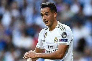 Tạ rơi vào chân, sao Real Madrid nghỉ hết năm 2019