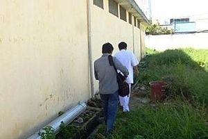 Long An: Nghi phạm trộm cắp bỏ trốn khi đang bị tạm giữ