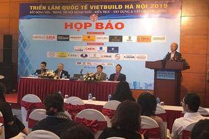 Gần 1.600 gian hàng sẽ tham gia Triển lãm Quốc tế Vietbuild Hà Nội 2019