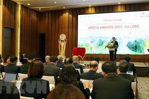 Trao giải thưởng công nghệ thông tin châu Á-Thái Bình Dương 2019