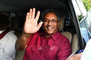 Tổng thống Sri Lanka bổ nhiệm nội các lâm thời