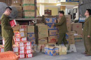 Ninh Bình mở đợt cao điểm kiểm soát thị trường