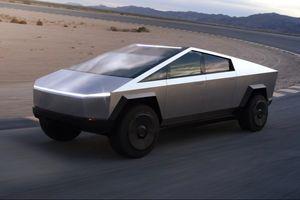 Xe bán tải của Tesla - Cybertruck đã cho đặt trước