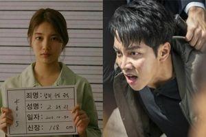 Phim 'Vagabond' phát hành hình ảnh mới nhất: Khán giả choáng váng khi Lee Seung Gi bị bắt, Suzy sẽ vô tù
