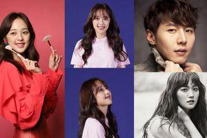 LIME của Hello Venus và Song Jae Hee gia nhập đoàn phim 'Touch' - Nữ chính 'tiểu Sulli' Kim Bo Ra khoe vẻ trẻ trung