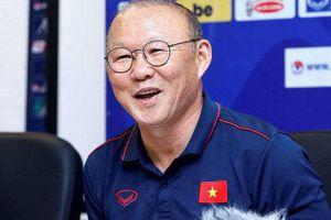 HLV Park Hang Seo: 'Việt Nam rất đặc biệt, tôi có thể cười và cũng có thể rơi nước mắt tại đây'