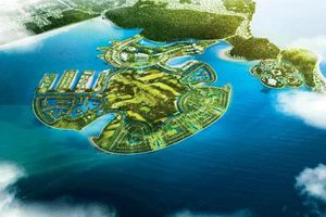'Siêu dự án' Đồi Rồng 25.000 tỷ: Geleximco xin giao thêm 149ha không qua đấu giá