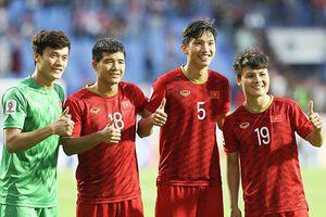 Đội tuyển U.22+2 Việt Nam dày dạn, đẳng cấp nhất