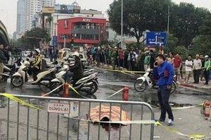 ĐH Ngoại thương lên tiếng vụ nữ sinh tử vong dưới gầm xe Mercedes ở Lê Văn Lương