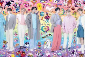 BTS nổi bật trên trang bìa ấn phẩm Paper với chủ đề 'Break The Internet'