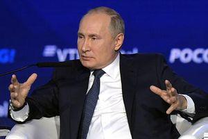 Tổng thống Putin dự đoán sự sụp đổ của EU